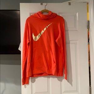 More of a coral Nike hoodie (Female)